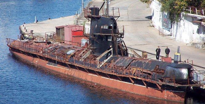 сплин подводная лодка разбор